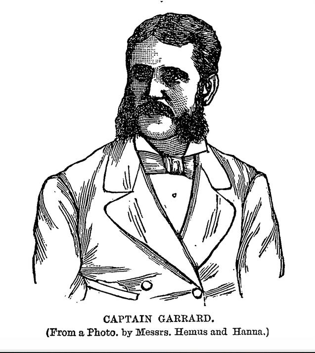 captain garrard