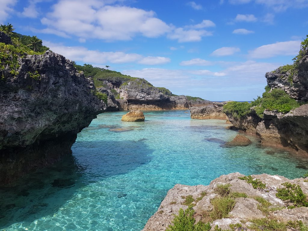 Limu Pools, Niue