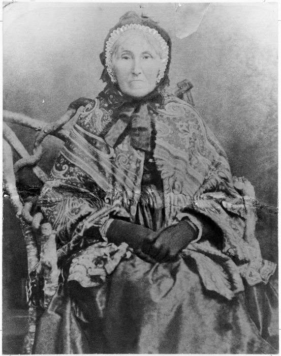 Granny Kelly, circa 1880