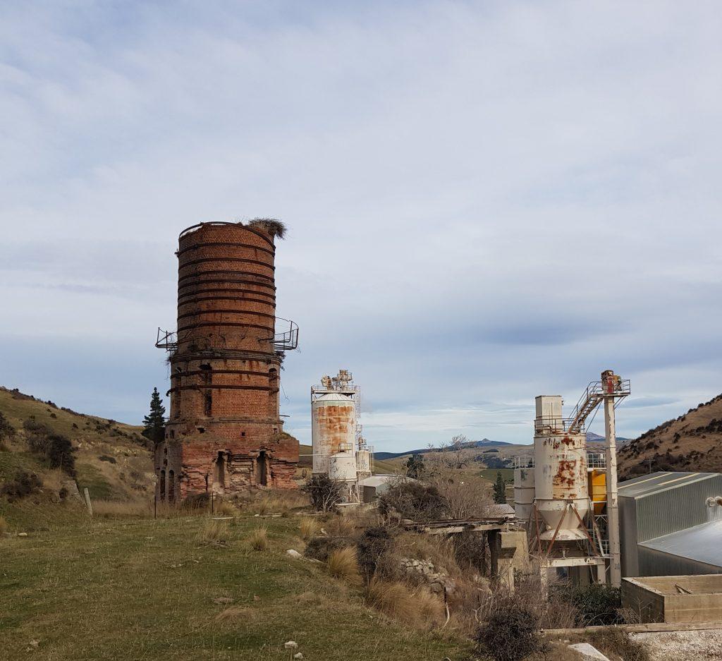 Schmatolla Kiln, Makareao