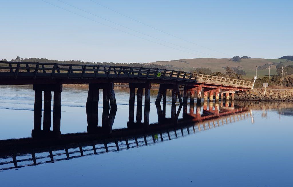 The Hinahina Bridge
